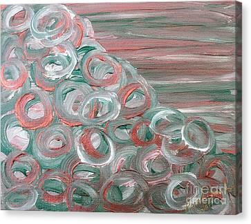 Mesmeric Dream Canvas Print