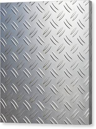 Metallic Background Canvas Print by Hans Engbers