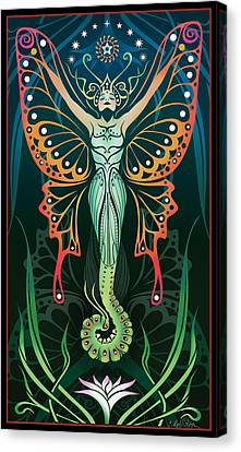 Metamorphosis Canvas Print by Cristina McAllister