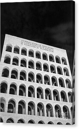 Metaphysical Arches II Canvas Print