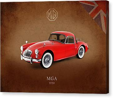 Mga 1959 Canvas Print by Mark Rogan