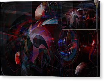 Mhbabst Canvas Print by Ove Rosen