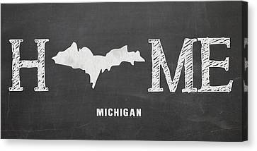 Mi Home Canvas Print
