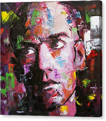 Michael Stipe Canvas Print
