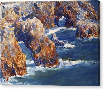 Midday 2 Canvas Print by Valeriy Mavlo