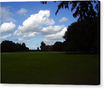 Middleton Place Canvas Print by Flavia Westerwelle