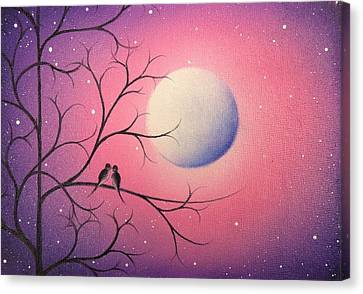 Starlight Canvas Print - Midnight Callings by Rachel Bingaman