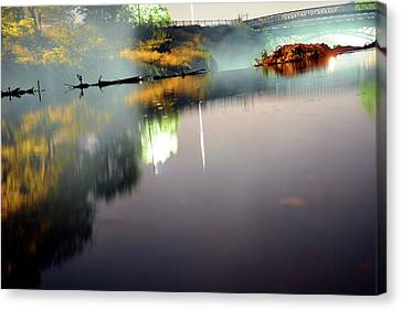 Midnight Dream Canvas Print by Mike Lindwasser Photography