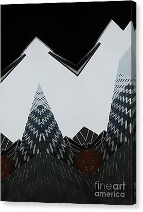 Midtown Manhattan #1 Canvas Print