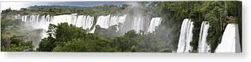 Mighty Iguazu Canvas Print by Andrei Fried
