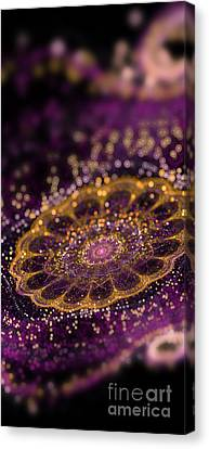 Mikroskopic I Canvas Print