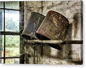 Milk Room Canvas Print by John Greim