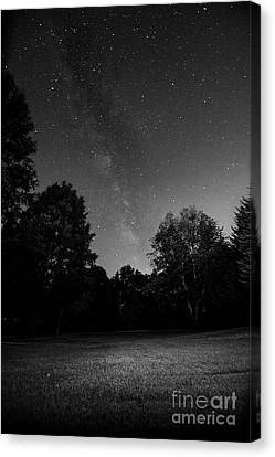 Milky Way Canvas Print by Brian Jones