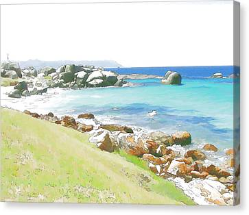 Miller's Point 2 Canvas Print