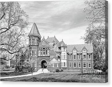 Millersville University Old Library Canvas Print
