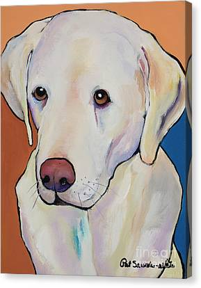 Millie Canvas Print by Pat Saunders-White