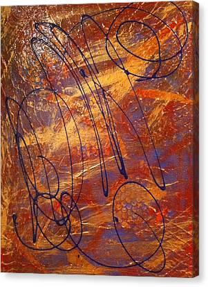 Mind Reflection  Canvas Print