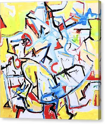 Mindstreams Canvas Print