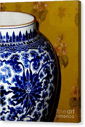 Ming Vase Canvas Print by Al Bourassa