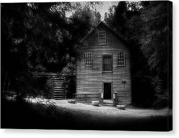 Mingus Mill 2 Canvas Print