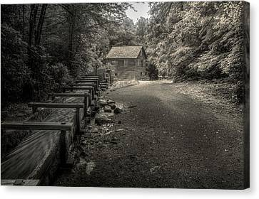 Mingus Mill 3 Canvas Print by Mike Eingle