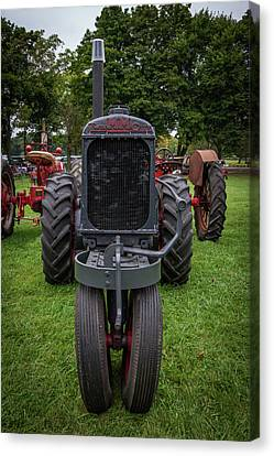 Minneapolis-moline Tractor Canvas Print