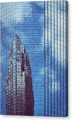 Minneapolis Mosaic Canvas Print by Saint Cloud