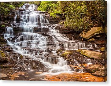 Minnehaha Falls Canvas Print by Sussman Imaging