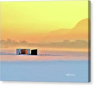 Minnesota Sunrise Canvas Print