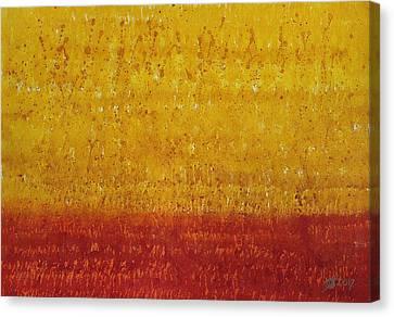 Mirage Original Painting Canvas Print