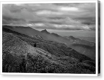 Mirante-pico Do Itapeva-campos Do Jordao-sp Canvas Print