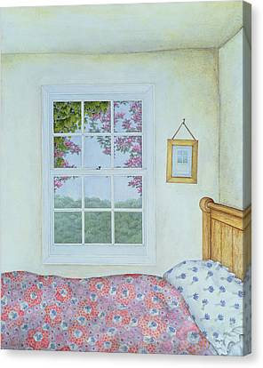 Miriam's Room Canvas Print