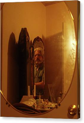Mirror Mirror Canvas Print by James Granberry