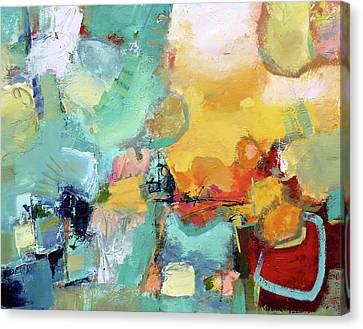Mishmash Canvas Print by Elizabeth Chapman