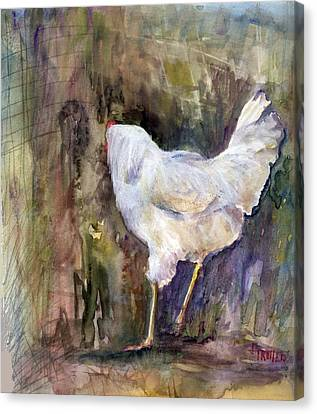 Miss Priss Canvas Print by Jimmie Trotter
