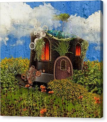 Missing Wonderland Canvas Print