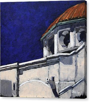 Mission Dolores  Canvas Print by Tom Sarradet