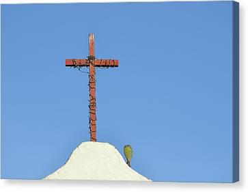 Mission San Antonio De Pala Canvas Print
