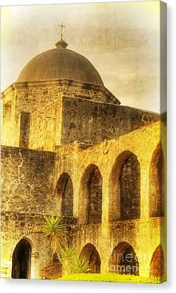 Mission San Jose San Antonio Texas Canvas Print