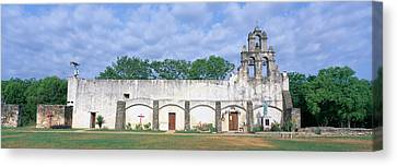 Mission San Juan From Ca. 1750, San Canvas Print by Panoramic Images