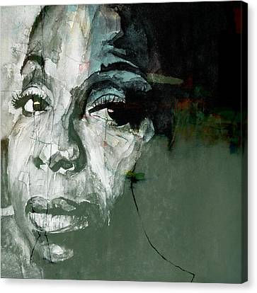 Mississippi Goddam Canvas Print by Paul Lovering