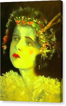 Missy E Canvas Print by Frederick Lyle Morris