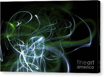 Mist Canvas Print by Xn Tyler