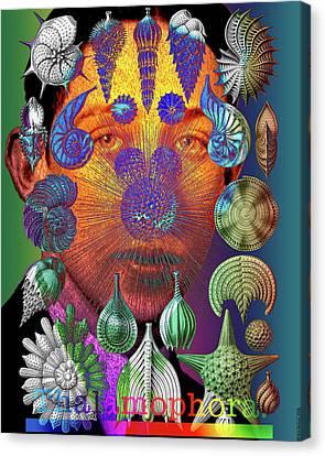 Mister Thalamophora Canvas Print