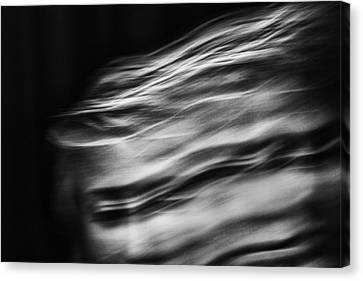 Mistress Of The Winds Canvas Print by Phyllis Clarke