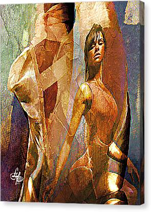 Misty Copeland Canvas Print