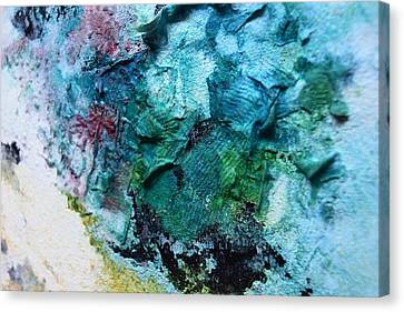 Aftermath // Abstract Photography // By Jena Medders  Canvas Print by Jena Medders