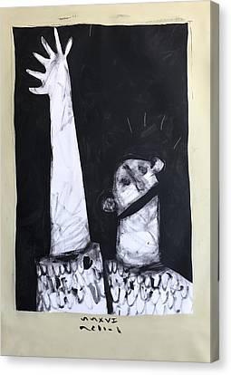 Mmxvii Hope  Canvas Print by Mark M Mellon
