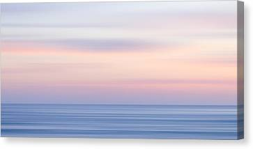La Jolla Art Canvas Print - M'ocean 14 by Peter Tellone