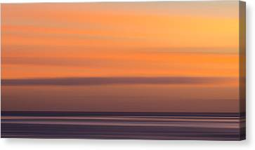 La Jolla Art Canvas Print - M'ocean 23 by Peter Tellone